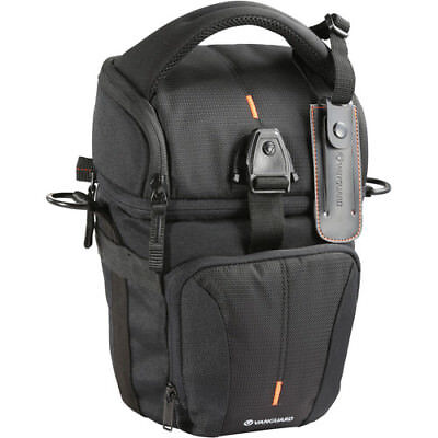 Vanguard Up-Rise II 16Z Zoom Camera Bag For DSLR with Attached 70-200 f/2.8 Lens