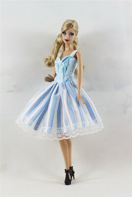 Lovely Fashion Dress/Clothes/Ballet Dress For 11.5in.Doll b02