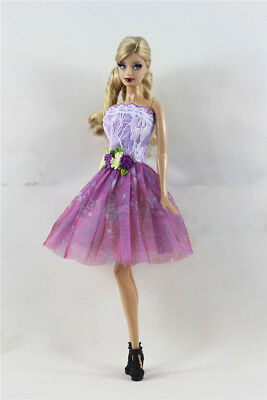 Lovely Fashion Dress/Clothes/Ballet Dress For 11.5in.Doll b03