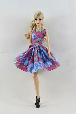 Lovely Fashion Dress/Clothes/Ballet Dress For 11.5in.Doll b04