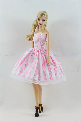 Lovely Fashion Dress/Clothes/Ballet Dress For 11.5in.Doll b05