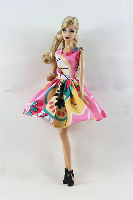 Lovely Fashion Dress/Clothes/Ballet Dress For 11.5in.Doll b06