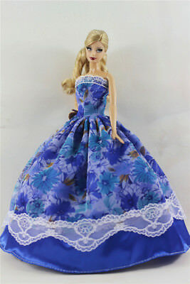 Fashion Princess Party Dress/Evening Clothes/Gown For 11.5in.Doll B04