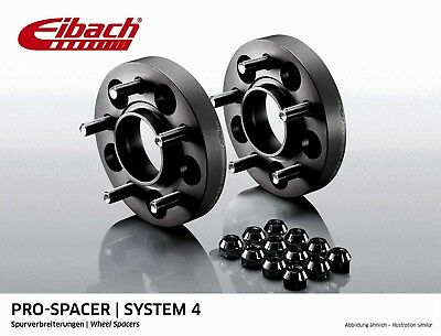 Eibach Spurverbreiterung schwarz 40mm System 4 Ford Mustang Coupe (LAE,ab 02.14)