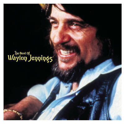 Waylon Jennings: The Best Of CD (Greatest Hits)