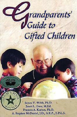 NEW Grandparents' Guide to Gifted Children