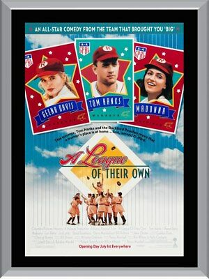 A League of Their Own A1 To A4 Size Poster Prints