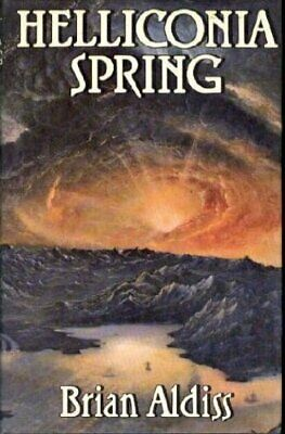 Helliconia Spring by Aldiss, Brian Hardback Book The Cheap Fast Free Post