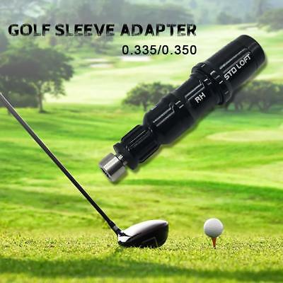 Alloy 0.335 0.350 Golf Sleeve Adapter For Taylormade M3 M4 Driver Fairway Wood