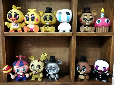 Five Nights at Freddy's Funko Mystery Minis - FNAF - Rares 6cm