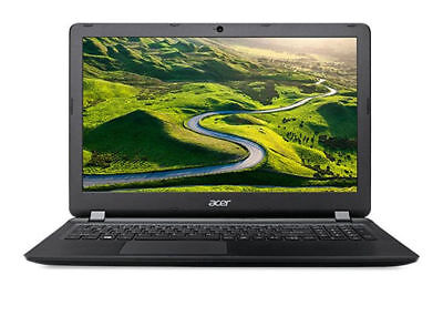 "Acer Aspire ES1-533-C12Q, black 15,6"" Display, 500 GB HDD 4 GB Ram"