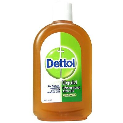 Dettol Liquid Antiseptic Disinfectant 750Ml