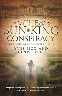 Sun King Conspiracy by Yves Jego New Paperback Book