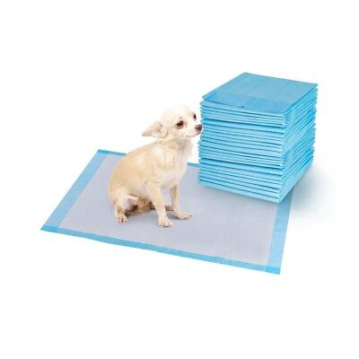17'' x 24'' 300X Dog Cat Pet Pads Wee Pee Piddle Pad Training Non-woven Fabrics