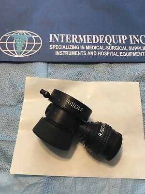 R Wolf Camera Head 5257.523 RICHARD WOLF Endoscopy Laparoscopy Medical Equipment