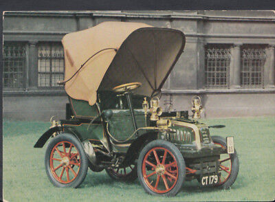 Road Transport Postcard - Vintage Car - Peugeot Car, 1902 - T958