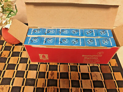 Westinghouse Magicubes 36 Flash Cubes Full Case NOS Instant Camera Type X~NEW!!!