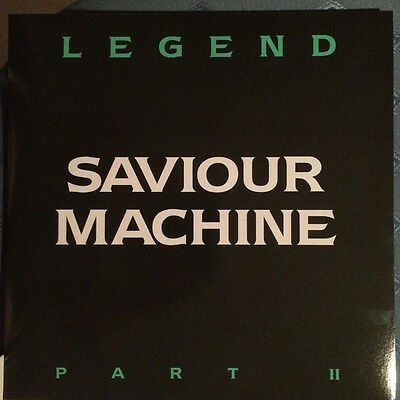 SAVIOUR MACHINE - Legend Part II - Gatefold Vinyl-2LP