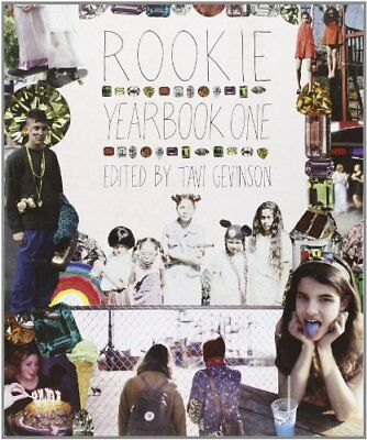 Rookie Yearbook One by Tavi Gevinson Book The Cheap Fast Free Post
