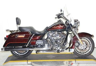 2011 Harley-Davidson Touring  2011 Harley Davidson Road King FLHR True Duals Many Extras & Upgrades! Only 15k!