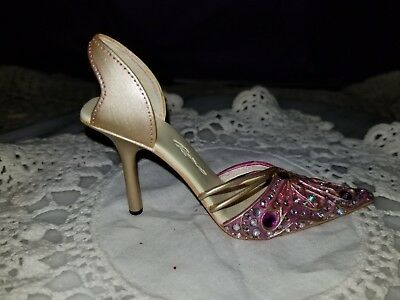 """Just The Right Shoe """"midsummer Muse"""" 90215 Miniature Collectables 2003"""