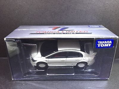 Japan Tomy Tomica Limited Honda Civic Type R Fd2 Fd 2 1 64 Diecast