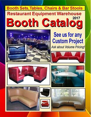 2018 Booth Catalog and Color Charts (PDF)