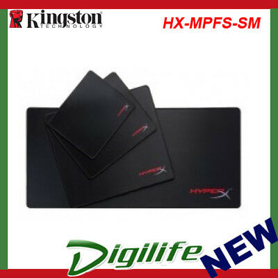 Kingston HyperX Fury S Stitched Gaming Mouse Pad- Small HX-MPFS-SM