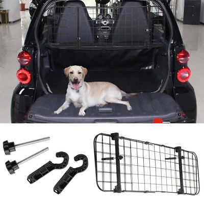 Dog Guard Car Travel Mesh Grill Adjustable Universal Pet Safety Quality Barrier