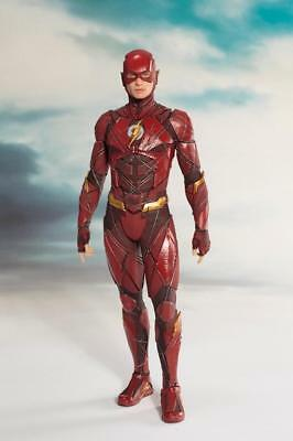 ARTFX+ Justice League The Flash 1/10 PVC Figure Statue Toy Gifts