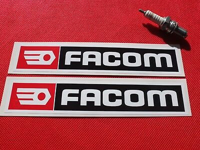 Pair of  Facom stickers