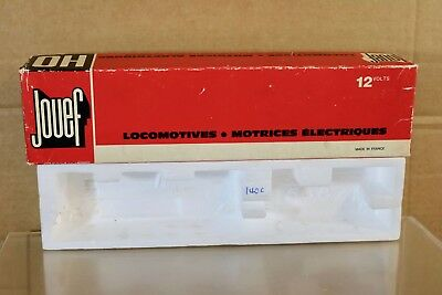 JOUEF 8282 EMPTY BOX ONLY for SNCF 2-8-0 CLASS BR 140 C LOCOMOTIVE np