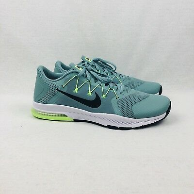 wholesale dealer 7d5d7 82e57 Mens NIKE Zoom Train Complete TRAINING RUNNING Shoes Ghost Green 882119-004