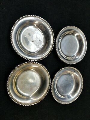Vintage Sanborns Hecho Mexico Sterling Silver 925  set