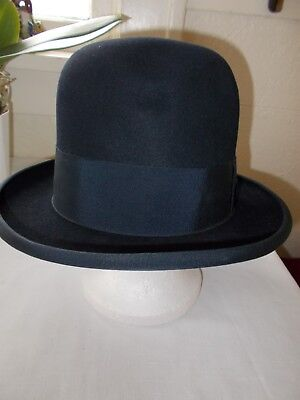 c1b85c9292e VINTAGE LOCK   Co HATTERS London 100% Wool Tweed Made In England ...
