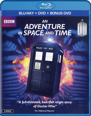 Doctor Who - An Adventure In Space And Time (Blu-Ray / Dvd /  (Region 1 Blu-Ray)