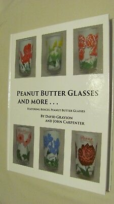 Latest PB Book: Peanut Butter Glasses and More 2014 Boscul & More value & rarity