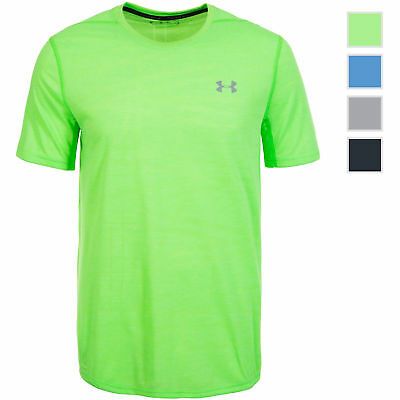 Under Armour HeatGear Threadborne Elite Trainingsshirt Herren NEU