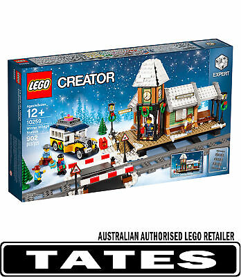 LEGO 10259 Winter Village Station Creator from Tates Toyworld