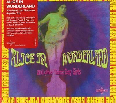 Southern Pop Psych Trip - In Wonderland Alice Compact Disc Free Shipping!