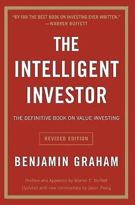The Intelligent Investor Revised Edition by Benjamin Graham (English) Paperback