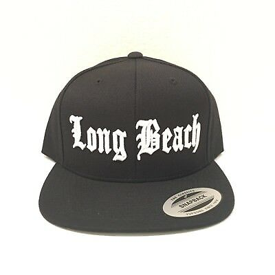 44999b154 OLD ENGLISH D Snapback Hat 3D Embroidery Initial D Adjustable Cap ...