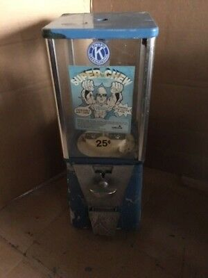 RESTORE Bulk Vending Machine Gumball Candy Toy Nut Oak A&A Eagle Business Make $