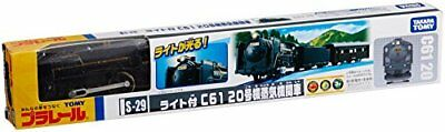 Tomica PraRail S-29 Steam Locomotive Type C61-20 with Head Light (Model Train