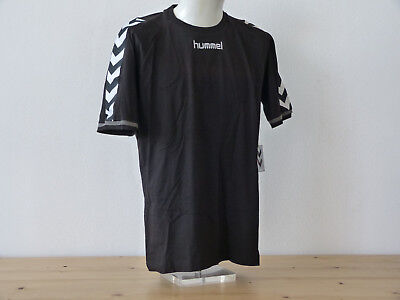 Hummel Stay Authentic Cotton Tee Gr. L