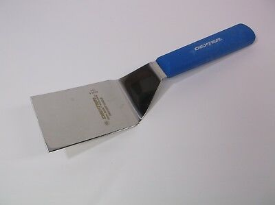 Dexter S286-4 Blue High Heat Grill Griddle Spatula Turner Flipper Factory Second