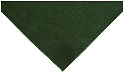 Green Sticky Back Self Adhesive Acrylic Craft Felt A4 Sheet 23cm x 30cm AF03/26