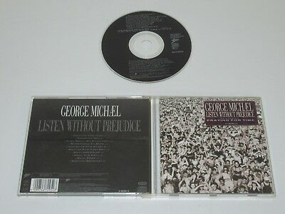 George Michael/Listen Without Prejudice Vol. 1(Epic 467295-2) Cd Album