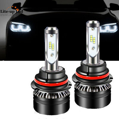 HB5 9007 LED Headlight Bulbs Conversion Kit Hi/Low Beam for Dodge Ram1500/2500