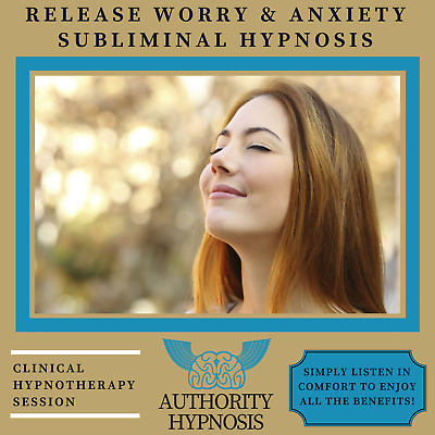 Release & Worry Anxiety Hypnosis, Cure Depression, Protect Your Mental Health
